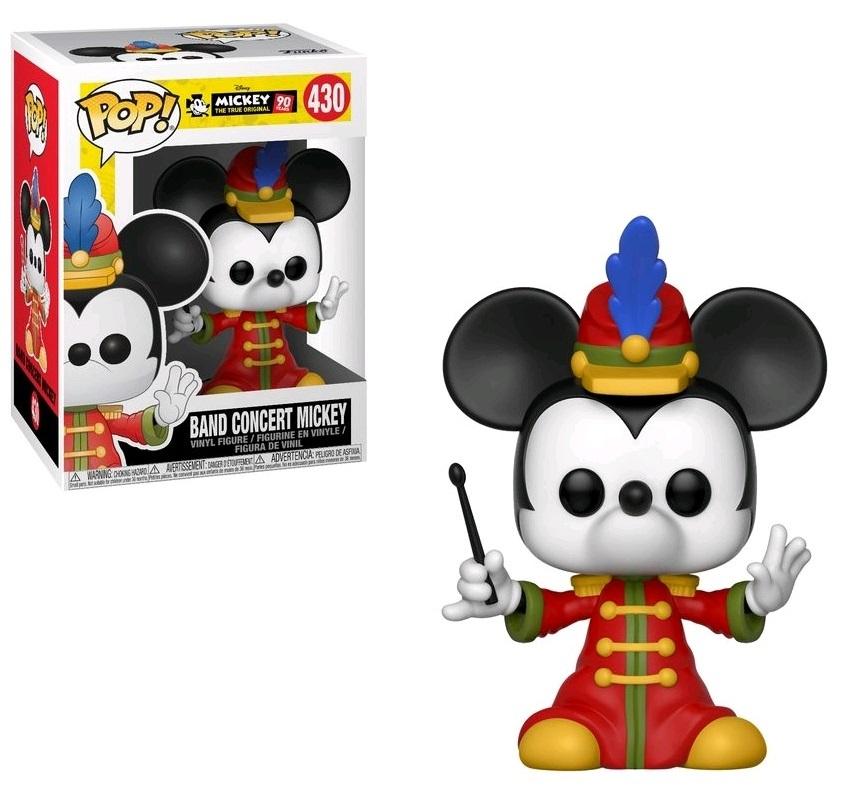 Disney: Concert Mickey (90th Anniversary) - Pop! Vinyl Figure image