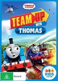 Thomas & Friends: Team Up with Thomas on DVD