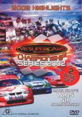 2002 V8 Supercars Series Highlights on DVD