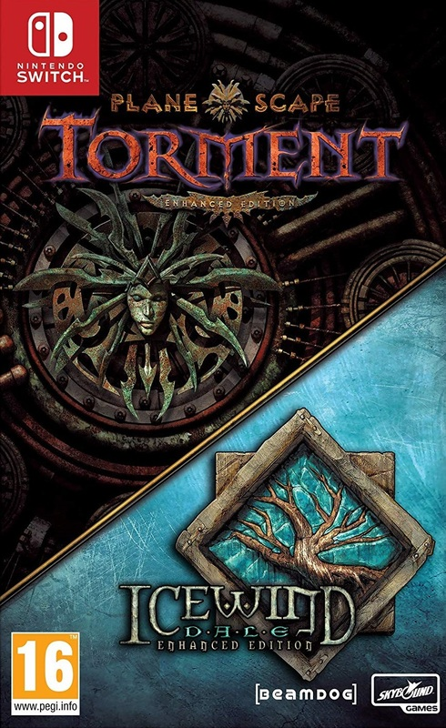 Planescape: Torment & Icewind Dale Enhanced Edition for Switch