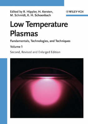 Low Temperature Plasmas image