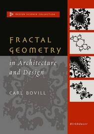 Fractal Geometry in Architecture and Design by Carl Bovill image