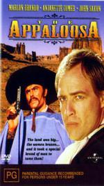 The Appaloosa on DVD