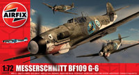 Airfix Messerschmitt BF109G 1:72 Model Kit