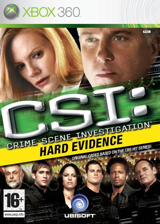 CSI 4: Hard Evidence for Xbox 360