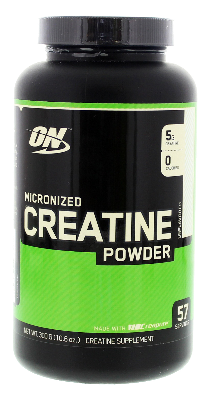 Optimum Nutrition Creatine Micronised Powder (300g)