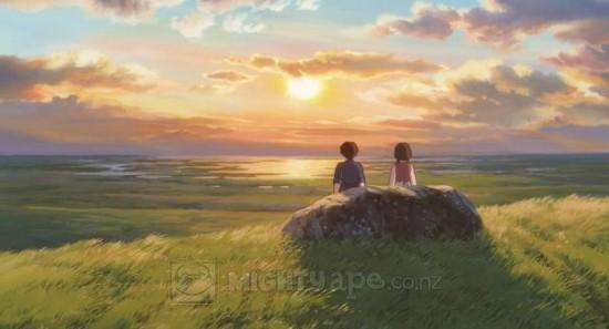 Tales From Earthsea on Blu-ray image