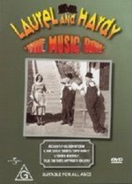Laurel And Hardy - The Music Box on DVD