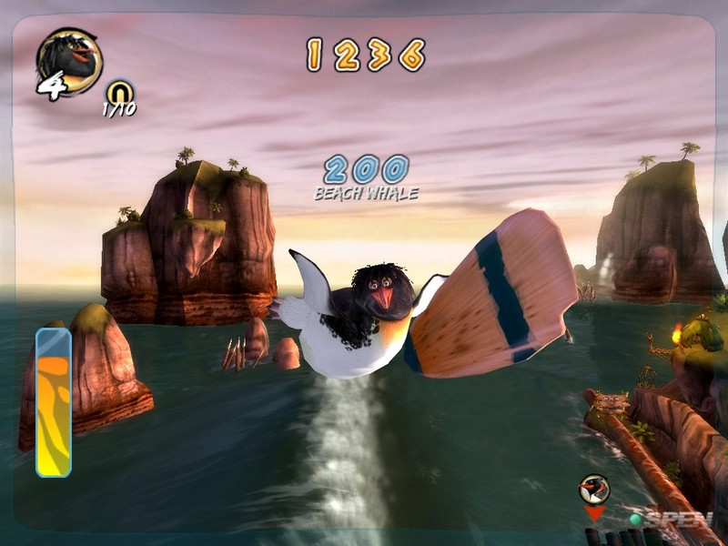 Surf's Up for Nintendo Wii image