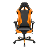 DXRacer Racing Series RZ0 Gaming Chair (Black & Orange) for