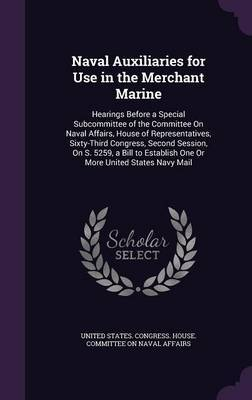 Naval Auxiliaries for Use in the Merchant Marine image