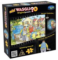 Wasgij: Mini 8 - Splashing 100pce image