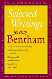 Selected Writings by Jeremy Bentham