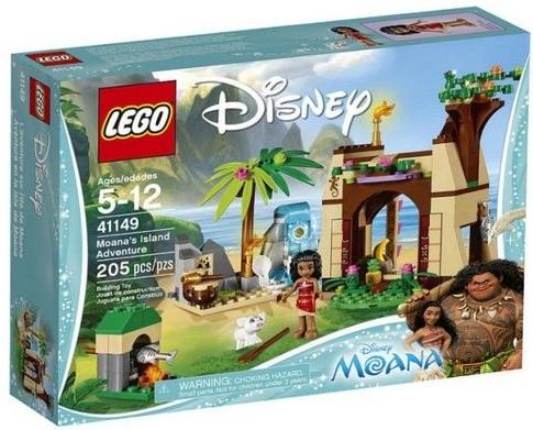 LEGO Disney: Moana's Island Adventure (41149)