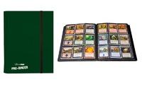 Ultra Pro: 9-Pocket Colour Pro Binder - Dark Green