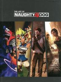The Art Of Naughty Dog by Naughty Dog Studios
