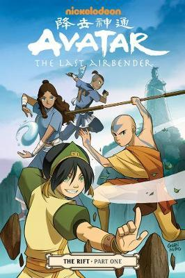 Avatar: The Last Airbender - The Rift Part 1 by Gene Luen Yang