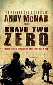 Bravo Two-zero by Andy McNab image