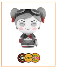 DC Bombshells - Harley Quinn Dorbz Vinyl Figure (with a chance for a Chase version!) image