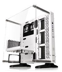 Thermaltake: Core P3 - ATX Wall-Mount Case (Snow Edition)