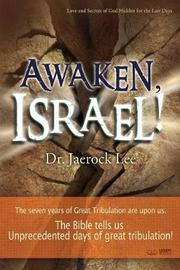 Awaken, Israel by Jaerock Lee