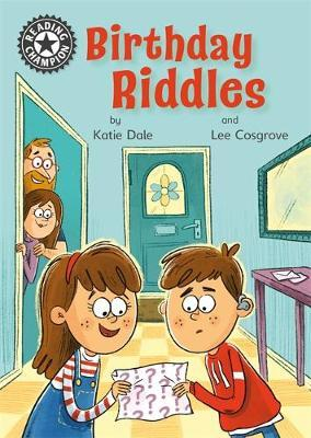 Reading Champion: Birthday Riddles by Katie Dale