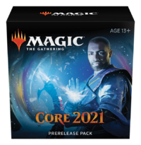 Magic the Gathering: Core Set 2021 Prerelease Pack image