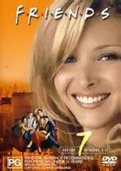Friends Series 7 Vol 3 on DVD
