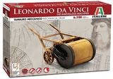 Italeri Da Vinci Mechanical Drum Model Kit