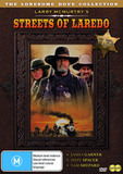 Lonesome Dove Vol 2: Streets of Laredo Mini Series DVD