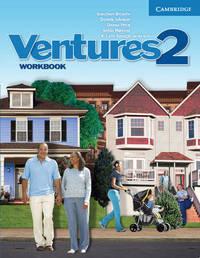 Ventures 2 Workbook by Gretchen Bitterlin image