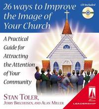26 Ways to Improve the Image of Your Church by Stan Toler image