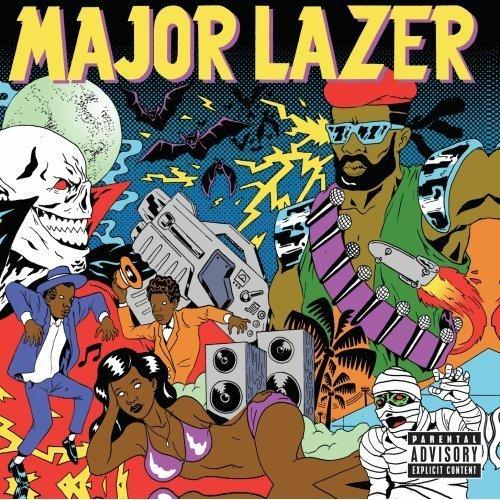 Guns Don't Kill People, Lazers Do by Major Lazer
