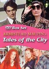 Tales Of The City Boxed Set on DVD