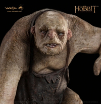 The Hobbit - Weta Bert the Troll Mini Figure
