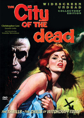 City of the Dead on DVD