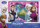 Disney Frozen 60 Piece Boxed Puzzle - Radiant Hearts