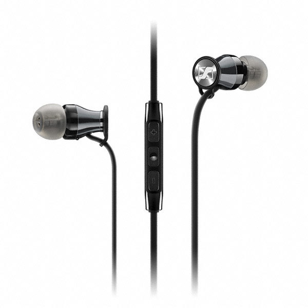 Sennheiser Momentum In-Ear G (Black/Chrome)