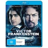 Victor Frankenstein on Blu-ray