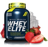 API Whey Elite - Strawberries & Creme (5lb)