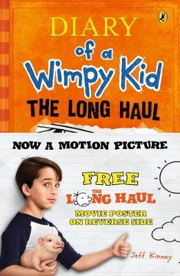 The Long Haul: Diary of a Wimpy Kid (BK9) by Jeff Kinney image
