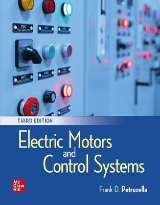 Loose Leaf for Electric Motors and Control Systems by Frank D. Petruzella