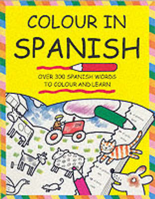 Colour in Spanish by Catherine Bruzzone image