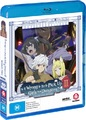 Is It Wrong To Try To Pick Up Girls In A Dungeon? - Season Two on Blu-ray