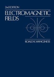Electromagnetic Fields by Roald K. Wangsness image