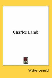 Charles Lamb by Walter Jerrold image