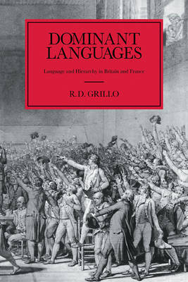 Dominant Languages by Ralph D. Grillo image