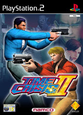 Time Crisis 2 for PS2