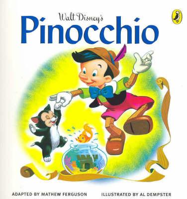 Walt Disney's Pinocchio by Walt Disney
