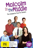Malcolm in the Middle - Season 4 DVD